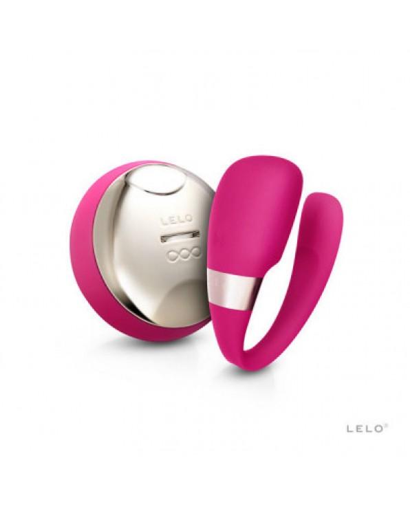 Stimolatore per coppie Lelo - Tiani 3 Cerise