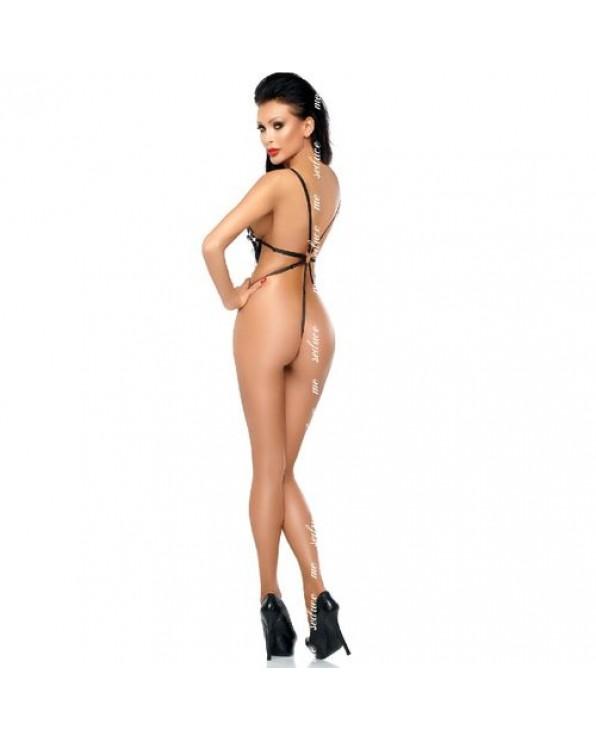Body Nero Lorna - Taglia Unica - Me-Seduce