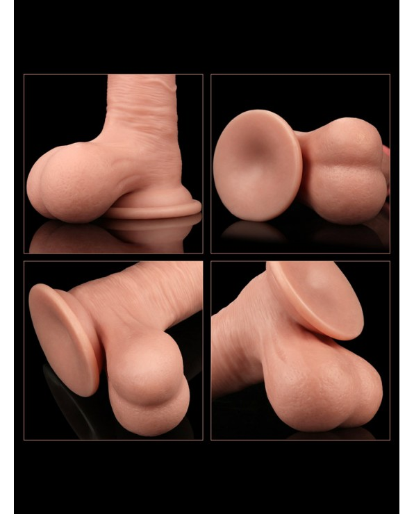 Dildo Realistico BareBuddy - Kriss Hammer Ultra Balls