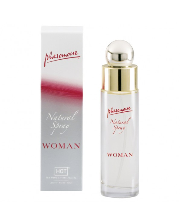 Hot Woman Pheromone Natural Spray 45 ml