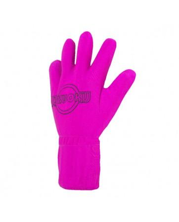 Fukuoku -Guanto vibrante sinistro - Five Finger S/M Pink