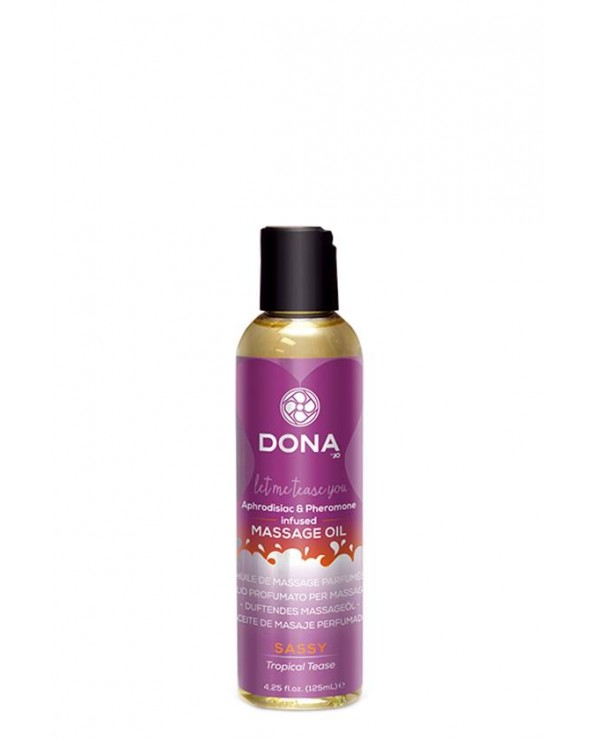 DONA-Olio da Massaggio Sassy 110 ml