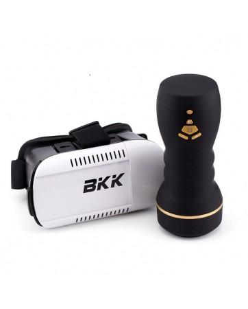 Masturbatore con realtà virtuale BKK - Virtual Reality Device
