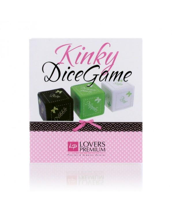 Gioco LoversPremium - Dice Game Kinky