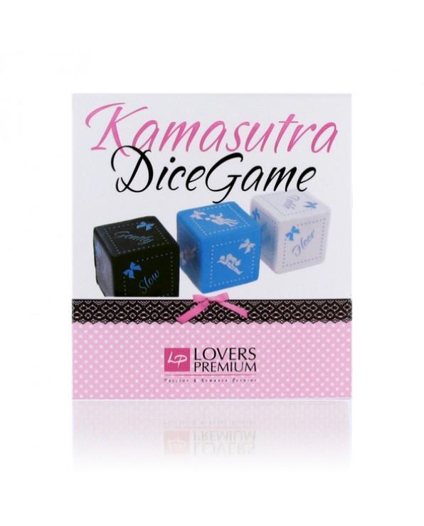 Gioco LoversPremium - Dice Game Kamasutra