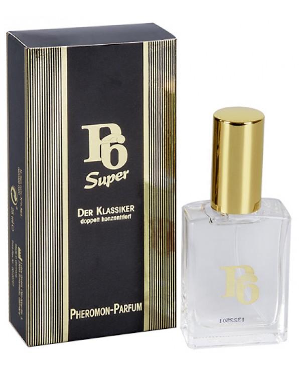 P6 Super, profumo ai feromoni, 25 ml