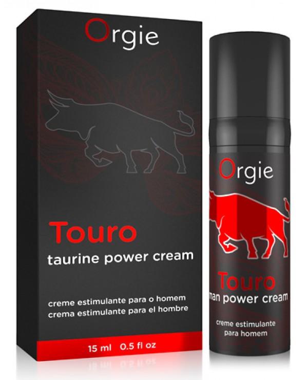 TOURO Taurine Power Cream For Men