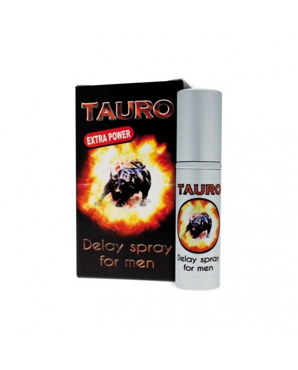 Tauro Extra Power- Spray Ritardante per lui 5ml