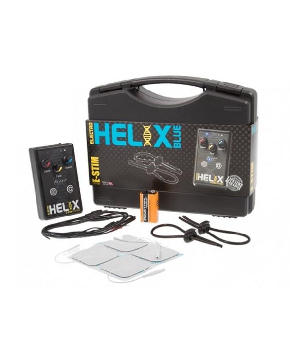 Elettrostimolatore - E-Stim Helix Blue Pack