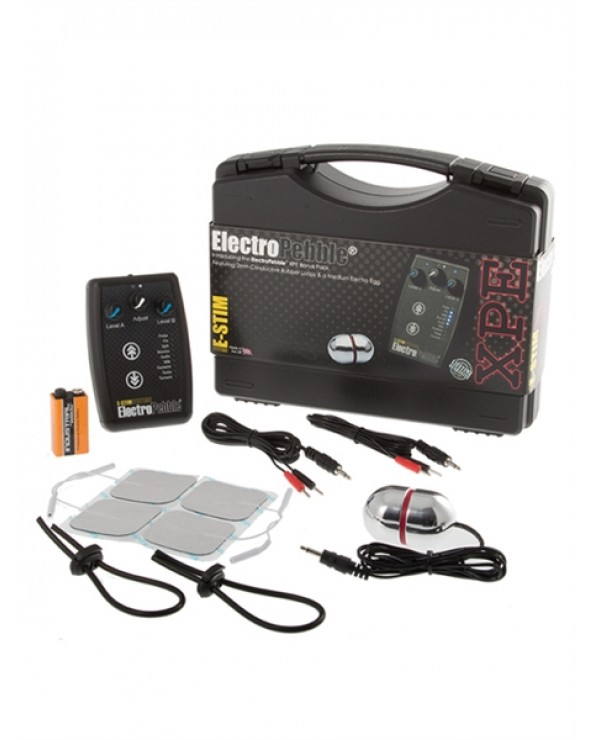 Elettrostimolatore - E-Stim ElectroPebble XPE Pack