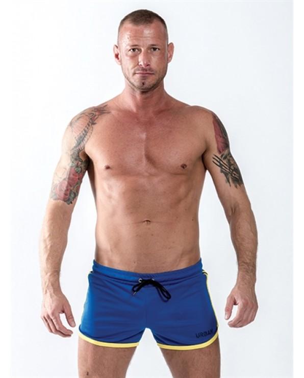 Mister B URBAN Liverpool Shorts Blu