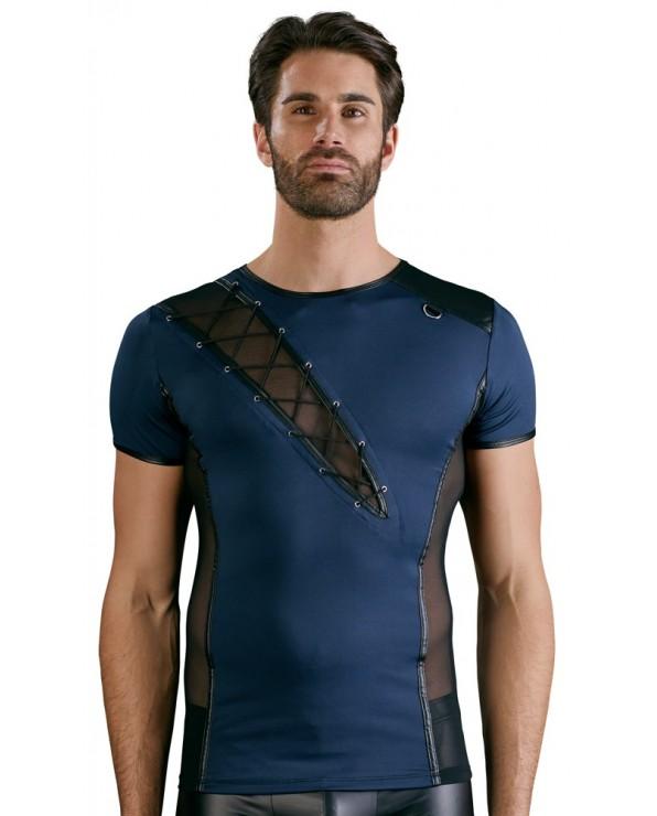 Shirt blu