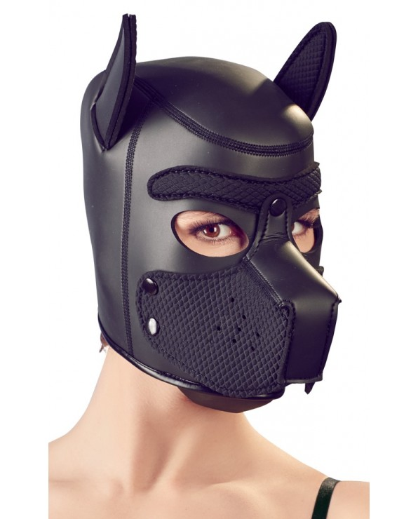 Maschera cane da donna