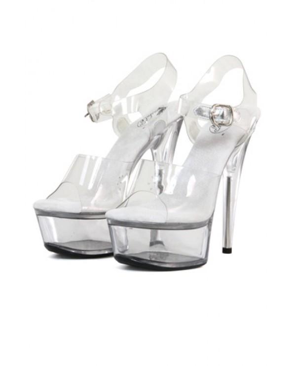 Sandalo Trasparente - Soisbelle