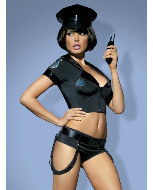 Sexy Poliziotta - Obsessive
