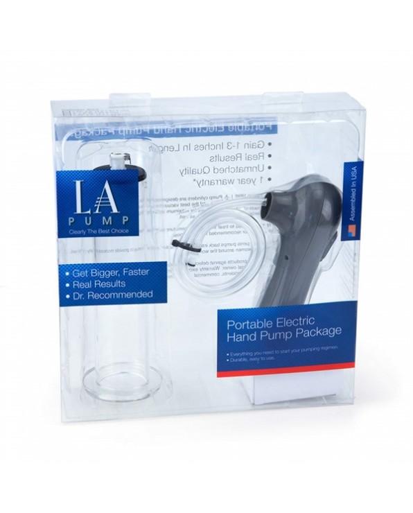 Kit pompa elettrica portatile - LA Pump Premium