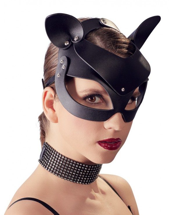 Catmask Strass - Bad Kitty