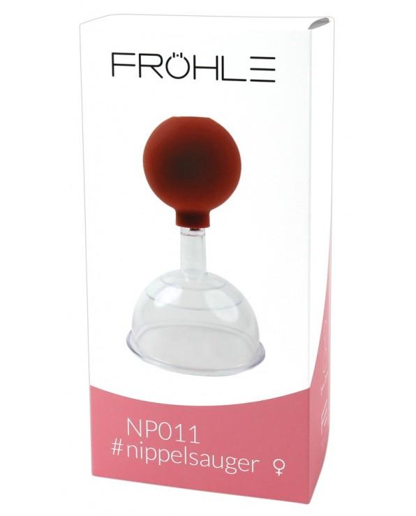 NP011 Nipple Sucker SOLID XL- Fröhle