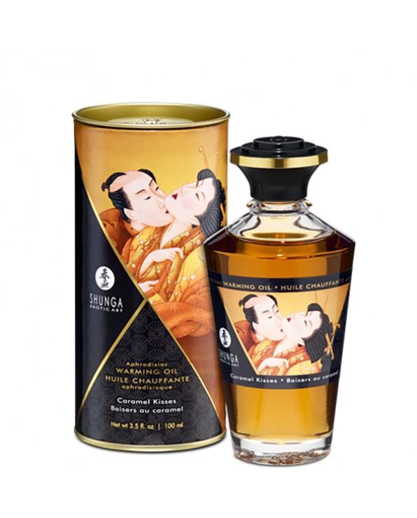 Olio concentrato 100 ml Caramello Afrodisiaco - Shunga