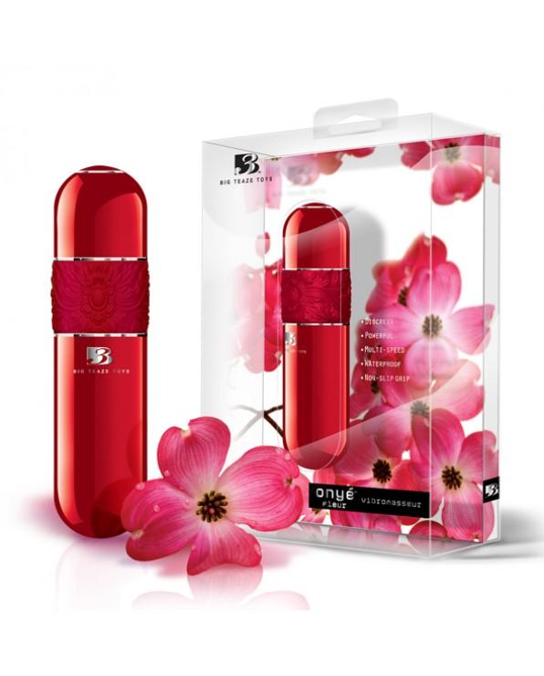 Vibratore B3 Onyé - Fleur Rosso