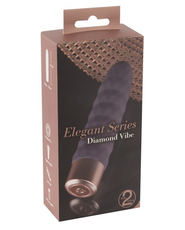 Vibratore Elegant Diamond Vibe