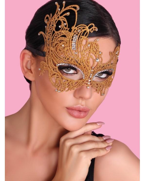 Livia Corsetti - Maschera d'oro