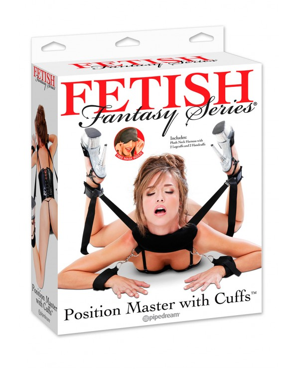 Position Master With Cuffs Fetish Fantasy