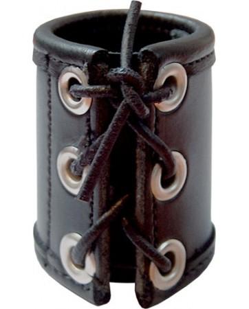 5 cm. Leather ballstretcher