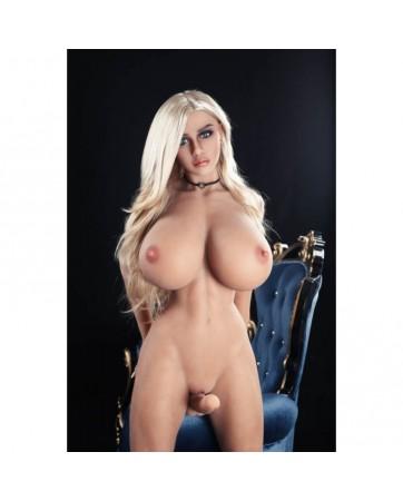Nora Love Doll Transgender con Pene Staccabile