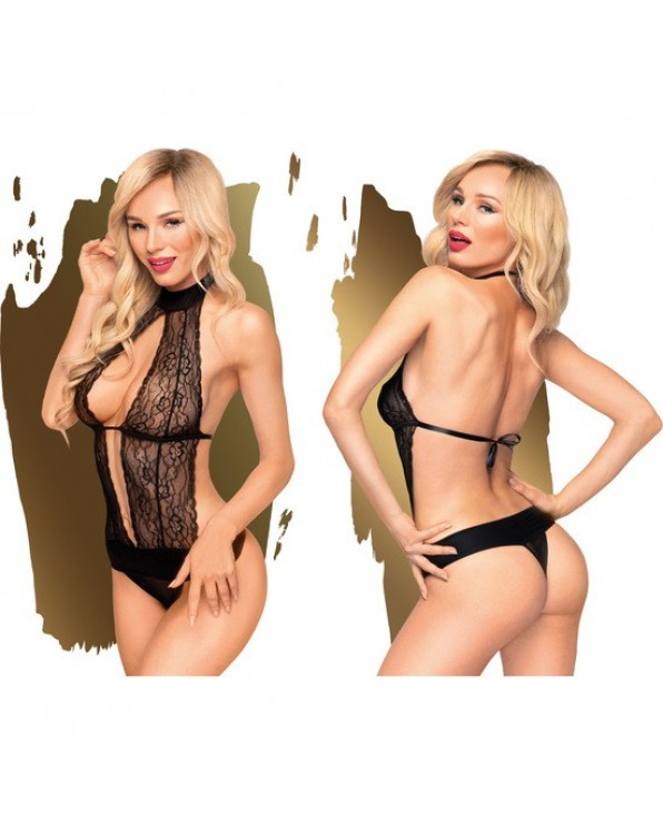 Body Perfect Lover Black - Penthouse Lingerie