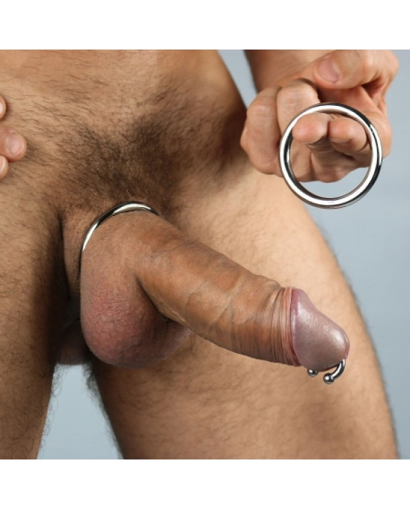 Cockring round wire